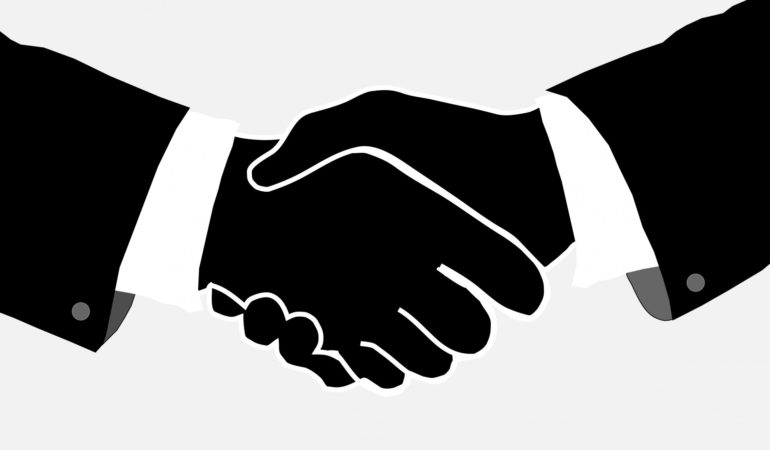 The Complete Guide To Giving The Perfect Handshake