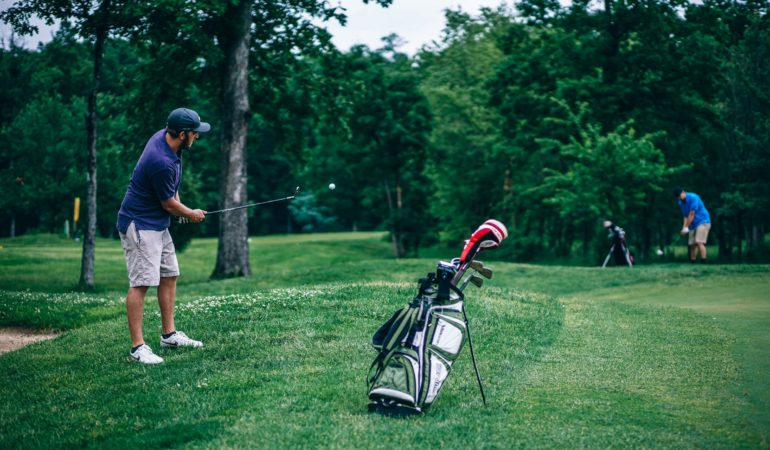 Picking the Perfect Golf Clubs