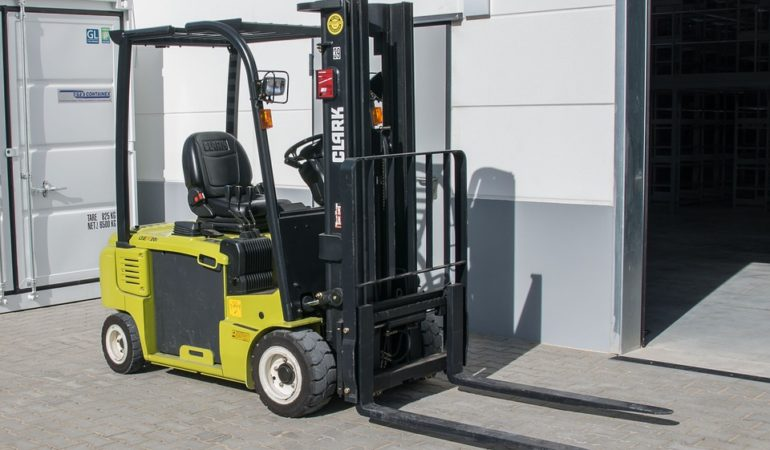 Forklifts Leasing – There's no Point in Buying!