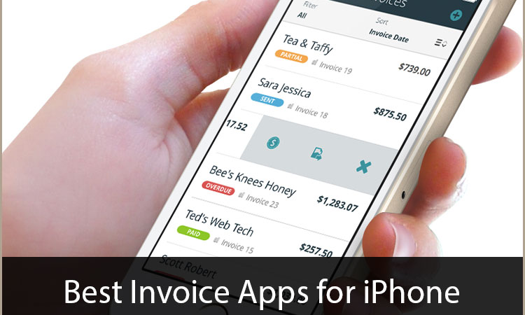 Mobile invoice App – is the best way to a Plan of Your Business and invoice App Benefits Accounting Solution
