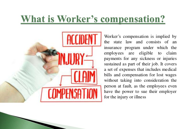 Get legal advice for workers' compensation