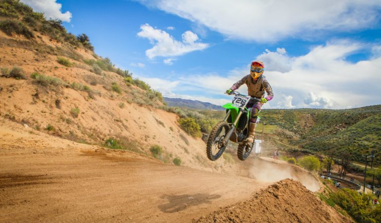 Staying Safe on Your Dirt Bike