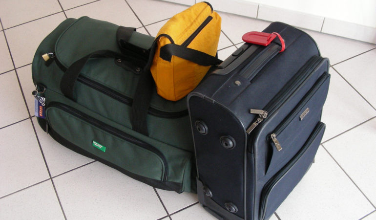 How To Travel Around The World With Carry-On Luggage Only