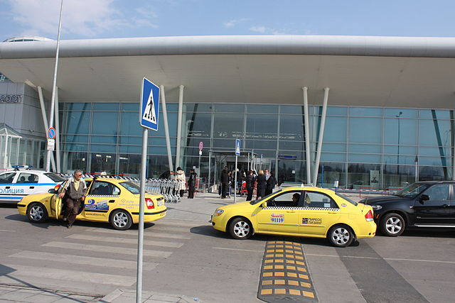 Public or private: How to get from the airport