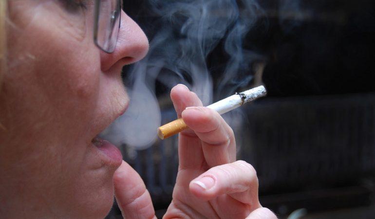 Cigarette Tobacco Addiction Smoke Nicotine Smoking
