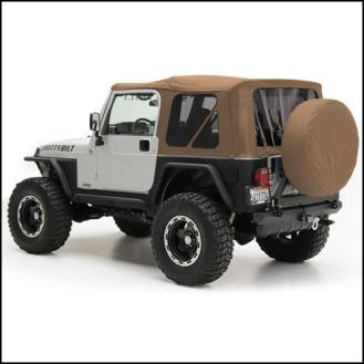Shopping For Jeep Tops, Wheels & Accessories