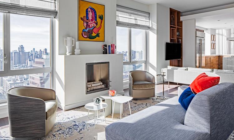 The Art of Creating Modern Interior Design