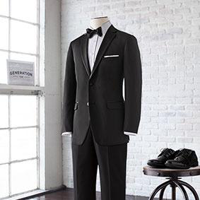 How Renting That Perfect Tuxedo Suit Online is easier than ever